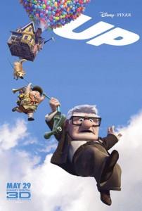 Locandina up disnay pixar